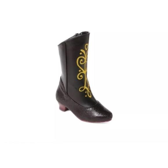 a2e16d3979c1 Disney Other - Disneys Frozen Anna boots Costume Boots Size 7 8